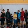 Inauguration officielle de l'école Le Rocher