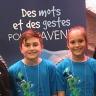 Trois élèves performent à la grande finale internationale de la Dictée PGL