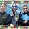 Un «Photomaton en bleu» pour célébrer le mois de l'autisme à l'école secondaire du Grand-Coteau