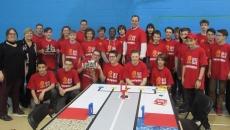 Des médailles en robotique pour l'école secondaire de Chambly