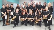 Le Stage Band de l'école secondaire Ozias-Leduc brille