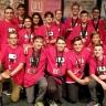 Sept médailles pour l'équipe de robotique de l'école secondaire de Chambly