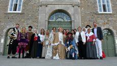 Une journée de découvertes culturelles et patrimoniales pour les élèves de l'école secondaire De Mortagne