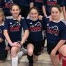 Les trois équipes de futsal de l'école de l'Amitié se surpassent