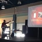 Conférence interactive à l'école secondaire le Carrefour
