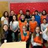 Une escouade de «Jeunes leaders» à l'école du Carrousel