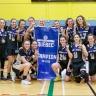Les cadettes de l'école De Mortagne championnes du Circuit basketball Québec