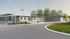La nouvelle école primaire de Mont-Saint-Hilaire a maintenant un nom : l'école Paul-Émile-Borduas