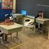 Les élèves de l'école Saint-Charles à la télévision!