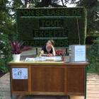 Une élève de l'École d'éducation internationale débute dans le monde littéraire à l'âge de 12 ans