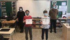 Prix de la persévérance scolaire   École Saint-Denis