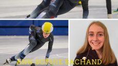Rien de moins que l'équipe canadienne pour Ann-Sophie Bachand