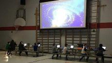 Expo-sciences à l'école de l'Envolée