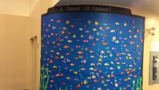 À chacun sa couleur à l'école du Carrousel