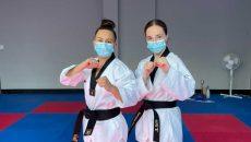 Félicitations à Marianne Péloquin de l'école secondaire De Mortagne, ceinture noire en Taekwondo 2e dan